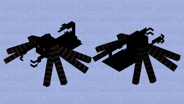 Scorpion Minecraft Mob Skin
