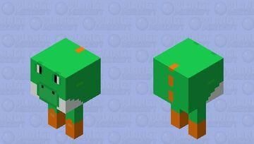 Yoshi Minecraft Mob Skin