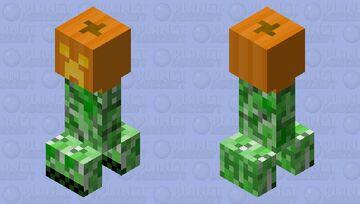Creepkin Minecraft Mob Skin