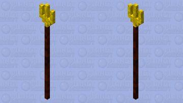 Aenoth's Death Spear Minecraft Mob Skin