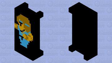 .. black belt .. Minecraft Mob Skin
