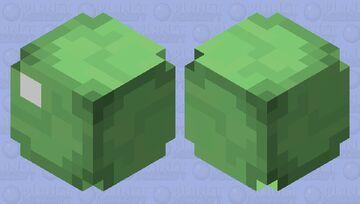Slime Ball Elemental Minecraft Mob Skin