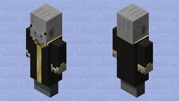 Pig Evoker Minecraft Mob Skin