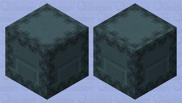 dark turquoise Shulker Minecraft Mob Skin