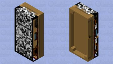 Murloc's Cage Minecraft Mob Skin