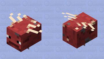 Strider Bee Minecraft Mob Skin