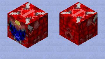 Doom - Cacodemon (Shooting) (Part 2 of 2) Minecraft Mob Skin