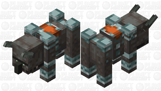 8-Bit Ravanger Minecraft Skin