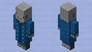 Pig illusioner Minecraft Mob Skin