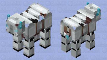 Plasma cow Minecraft Mob Skin