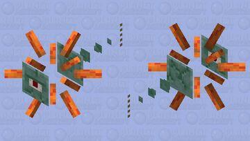 the glitchardian Minecraft Mob Skin