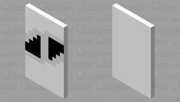 Avicii logo cape Minecraft Mob Skin