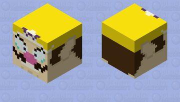 Wario Apparition Minecraft Mob Skin