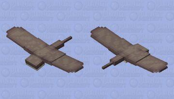 Sky Manta Minecraft Mob Skin