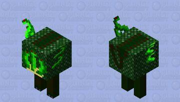 Hydra Minecraft Mob Skin