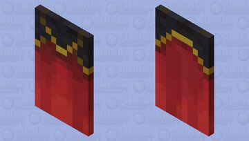 Migration Cape - The Preview is wonky, Ignore it. Minecraft Mob Skin