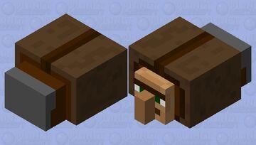 villager endermite Minecraft Mob Skin