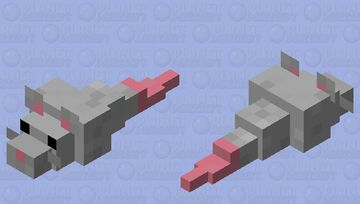 Mouse Minecraft Mob Skin