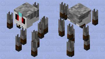 Undead Dagger Soldier Minecraft Mob Skin