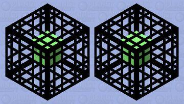 Monster Spawner (Slime) Minecraft Mob Skin