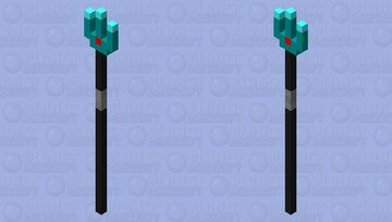 The Great Trident Minecraft Mob Skin