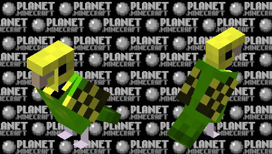 Parakeet Minecraft Skin