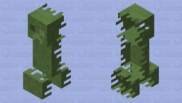 Sentient Vine Minecraft Mob Skin