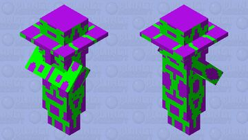 Fierce Farmer (Medee, Varda) Minecraft Mob Skin