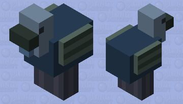 Pigeon Minecraft Mob Skin