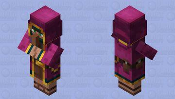Crimson Trader2 Minecraft Mob Skin