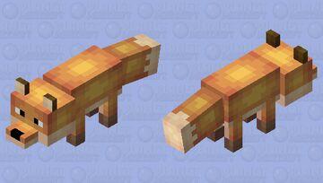 Desert Fox - Mob Skintober 2020 - Day 10 Minecraft Mob Skin