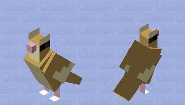 Pidgey Minecraft Mob Skin