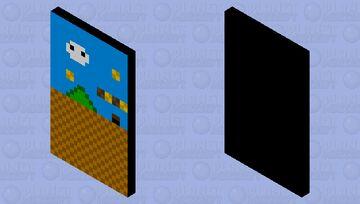 Smb1 cape (I suck at pixel art) Minecraft Mob Skin