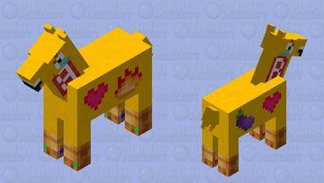 DA Contest - MeMeD HoRsE Minecraft Mob Skin