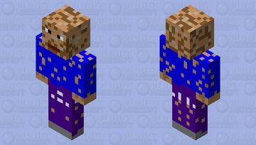 Zombie human (Java) Minecraft Mob Skin
