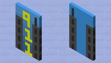 9/11 19th Anniversary Cape Minecraft Mob Skin