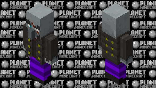 Prison Guard Minecraft Skin