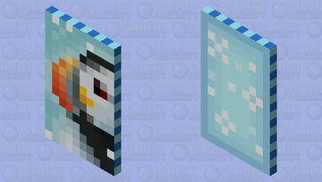 Puffin Cape Minecraft Mob Skin