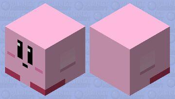 Kirby (Steve Power) Minecraft Mob Skin