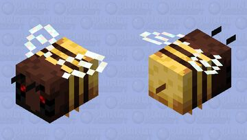 ^Inverted^ Minecraft Mob Skin