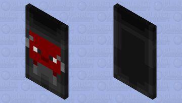 Strider Cape Minecraft Mob Skin