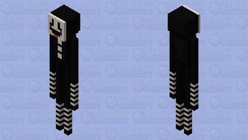 FNAF - The Marionette Minecraft Mob Skin