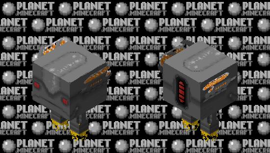 Mechanical_Battle_Strider, Mk 1 Minecraft Skin