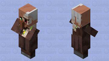 The Villinator Minecraft Mob Skin