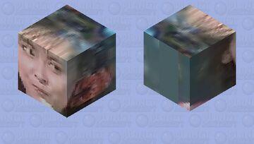 Nakayama Miho Minecraft Mob Skin