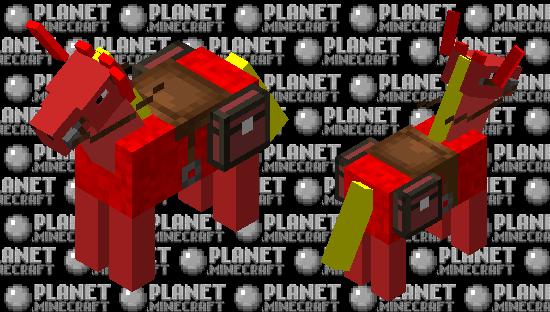 mushorse Minecraft Skin