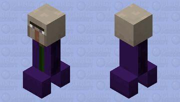 Witch Creeper Minecraft Mob Skin