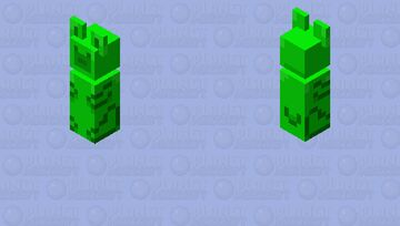 Gummy Bear (Candy Candy Mob Skin Contest) Minecraft Mob Skin