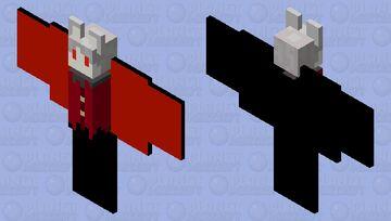 Vampire bat Minecraft Mob Skin