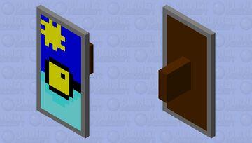 duck force shield Minecraft Mob Skin